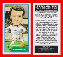 Leeds United Paul Reaney England 3